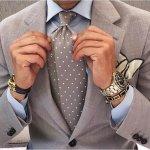 ¿Cuáles son los códigos de vestir para el hombre?