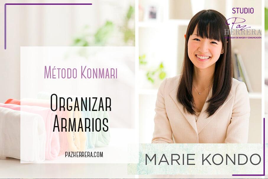 Consejos para una buena organización de armario siguiendo el método Konmari