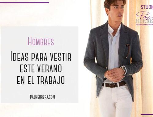 Hombres: Ideas de cómo vestir en el trabajo este verano