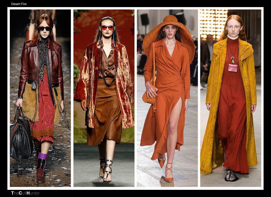 nuevo estilo f7e91 56a66 Tendencias Otoño-Invierno moda mujer temporada 2018/2019