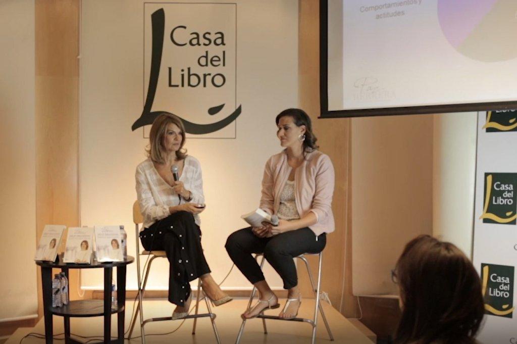 La casa del libro, self branding, paz herrera, asesora de imagen madrid